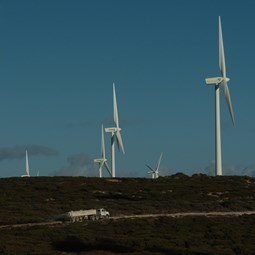 Cathedral Rocks Wind Farm, SA